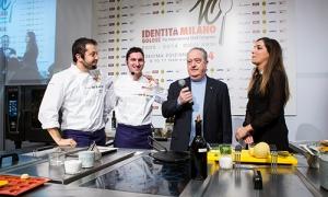 Alessandro Negrini, Fabio Pisani e Aimo Moroni
