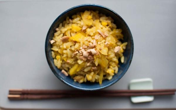 Riso ananas 1-1
